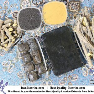 Licorice Extract Blocks, Licorice Extract Blocks